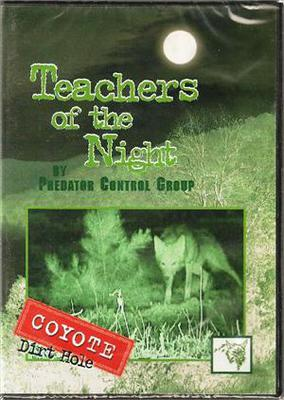 Teachers of the Night Coyotes - Dirt Hole DVD #teachnightcoyotesp